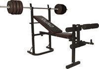 Gymstick Halterbank  - Zonder gewichten
