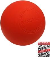 Gymstick MyoFascial Massage Bal met Trainingsvideo