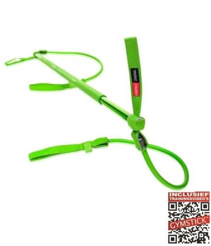 Gymstick Original 2.0 - Licht (Groen)  - Met online trainingsvideo's