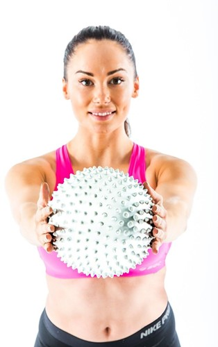 Gymstick Emotion Pilates Rolling Ball 20cm-2