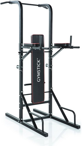 Gymstick Power Tower met Halterbank-2