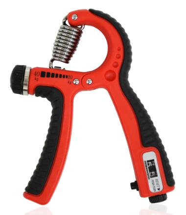 Gymstickinternational  - Gymstick Verstelbare Handknijper met Teller
