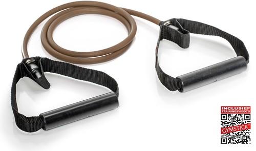 Gymstick weerstandkabels met handvaten - Extra Strong - Met Trainingsvideo