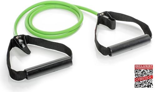 Gymstick weerstandkabels met handvaten - Medium - Met Trainingsvideo