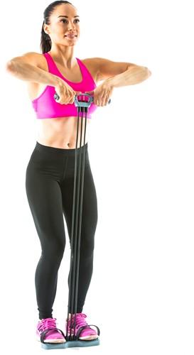 Gymstick Roeitrainer Met Trainingsvideo's-2
