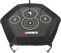 hammer cross jump trampoline 7