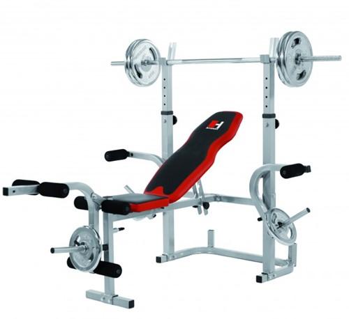 Hammer Fitness Bermuda XT halterbank
