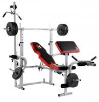 Hammer Fitness Bermuda XTR halterbank-1