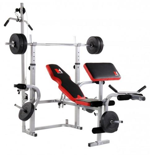 Hammer Fitness Bermuda XTR Halterbank