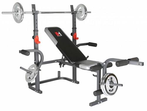 Hammer Fitness Bermuda XT Halterbank - Tweedekans