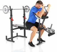 Hammer Fitness Bermuda XTR Pro Halterbank-3