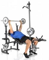 Hammer Fitness Bermuda XTR Pro Halterbank-2