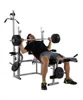 Hammer Fitness Bermuda XTR Halterbank-2