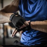 Harbinger Power StretchBack 2 Fitness Handschoenen - S-2