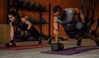 Harbinger eco fit training mat-2