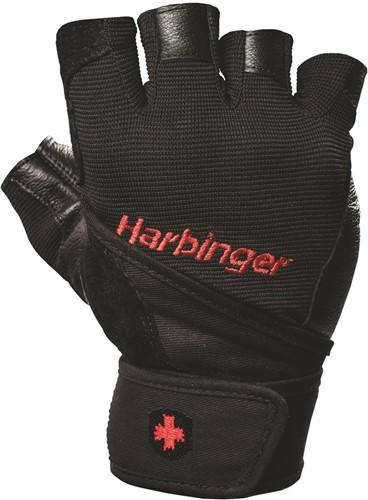 Harbinger Pro WristWrap Fitnesshandschoenen-2