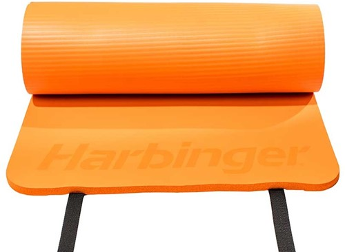 Harbinger Rolled Ribbed Durafoam Mat