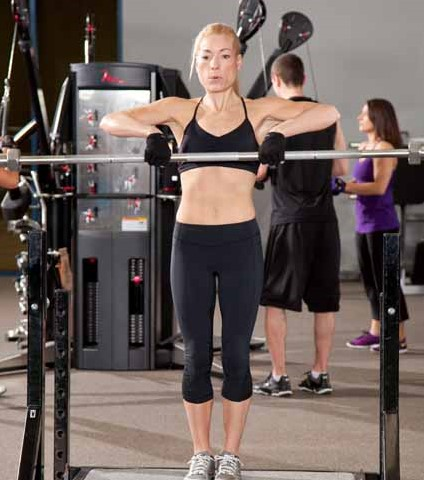 Harbinger Womens Power StretchBack Fitness Handschoenen - L-2