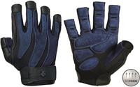 Harbinger BioForm Fitness Handschoenen - Black/Blue