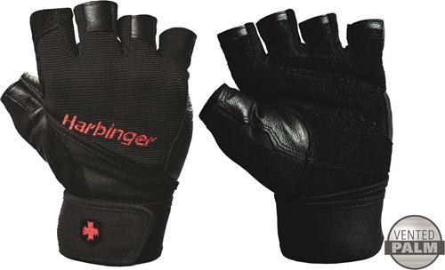 Harbinger Pro WristWrap Fitness Handschoenen - S