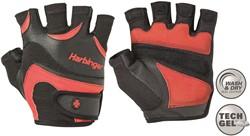 3264b973996 Harbinger FlexFit Wash&Dry Fitness Handschoenen Black/Red