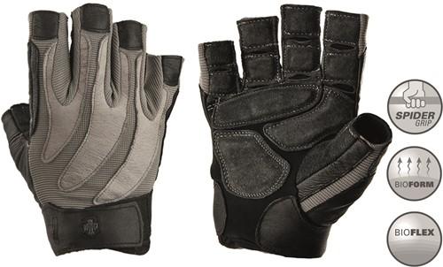 Harbinger Men's Bioform Fitness Handschoenen - Grijs - XL
