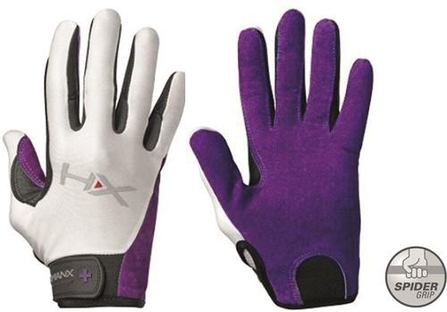 Harbinger Women's X3 Competition Crossfit Fitness Handschoenen Purple/Black