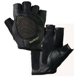 Harbinger womens pro fitness handschoenen gold/black