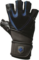 Harbinger Training Grip Fitness Handschoenen Black/Blue