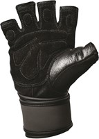 Harbinger Training Grip Gloves Black/Blue-2