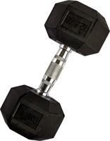 VirtuFit Hexa Dumbell - 12.5 kg - Per Stuk