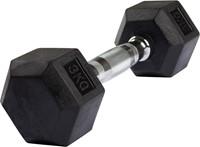 VirtuFit Hexa Dumbell - 3 kg - Per Stuk-2