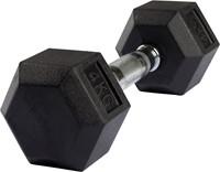 VirtuFit Hexa Dumbbell Pro - 4 kg - Per Stuk-2