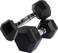 VirtuFit Hexa Dumbell - 6 kg - Per Stuk-3