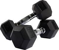 VirtuFit Hexa Dumbell - 7 kg - Per Stuk-2