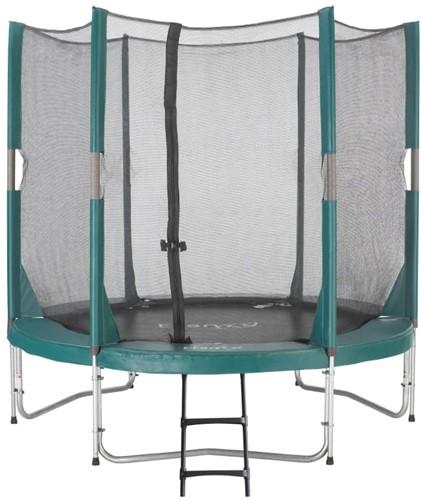 Etan Hi-Flyer Trampoline Combi Trampoline met Veiligheidsnet - 183 cm - Groen