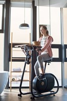 Horizon Fitness Citta BT5.0 Hometrainer met klaptafel - Gratis montage-2