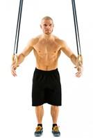 Gymstick Houten Crossfit Gymringen Inclusief Straps - Met Online Trainingsvideo