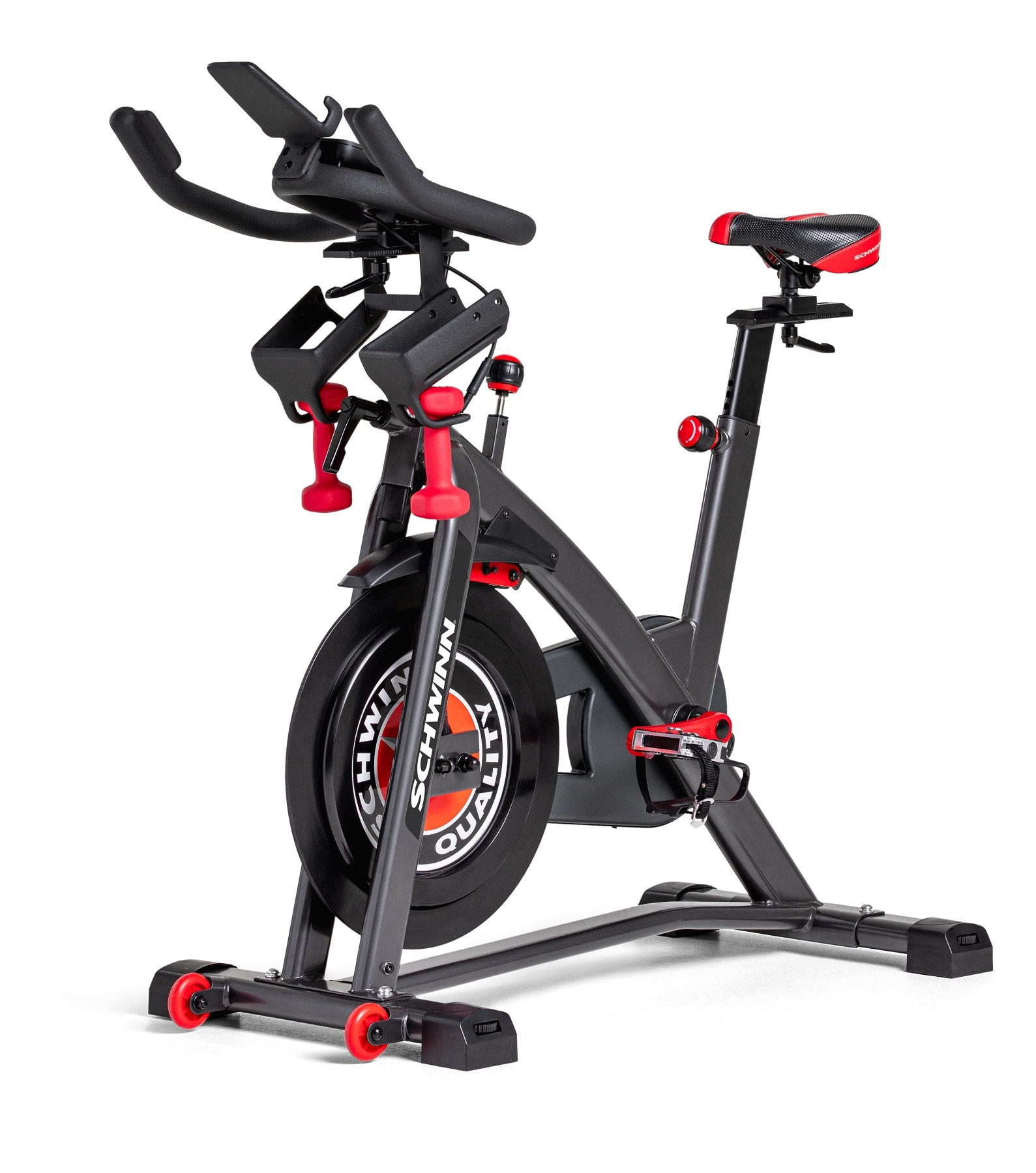 Schwinn IC8 Indoor Cycle - Spinningfiets - Gratis trainingsschema - Zwift Compatible