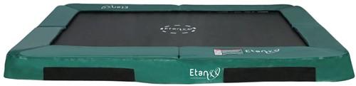 Etan Hi-Flyer Inground Trampoline 281 x 201 cm - Groen