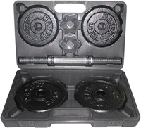 Toorx Fitness Dumbbellset Gietijzer - 1 x 10 kg-2