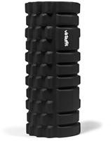 VirtuFit Grid Foam Roller - Massage roller - 33 cm - Zwart-2