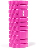 VirtuFit Grid Foam Roller - Massage roller - 33 cm - Roze-2
