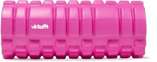 VirtuFit Grid Foam Roller 33 cm Roze-3