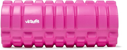 VirtuFit Grid Foam Roller - Massage roller - 33 cm - Roze-3