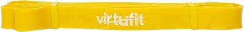 VirtuFit Pro Power Band - Weerstandskabel - Fitness Elastiek - Medium (24 mm) - Geel