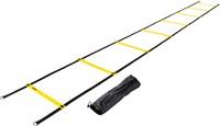 VirtuFit Speed Ladder - Loopladder - 4 Meter - met Tas