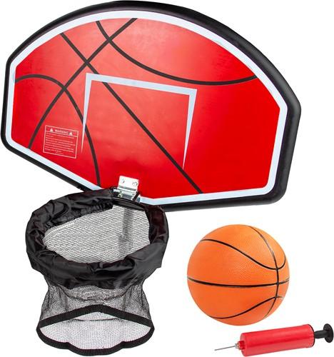 VirtuFit Trampolinebasket - Basketbal Ring - met Bal - Tweedekans
