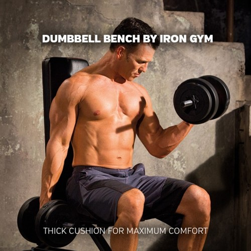 Iron Gym Trainingsbank / Fitnessbank-2