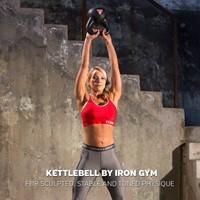 Iron Gym Kettlebell 12kg-3